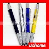 UCHOME Multifunctional Touch Screen Pen Silicone Tip Customized Stylus Ballpoint Pen