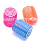 Cheap Small Mixed Color Self Grip Ellipse Hair Rollers Curlers for Women