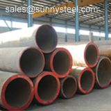 Low temperature service pipe