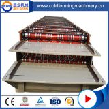 Double Layer Wall Or Roof Panel Corrugation Machine
