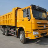 Chinese Brand Howo Dump Truck/Tipper Truck With Good Sale