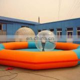 2014 giant inflatalbe water pool for swimming
