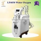 Skin Deeply Clean 2016 Fashion Design Vetical Pure Oxygen Anti Aging Machine Facial & Water Injection Facial Beauty Machine For Skin Whitening