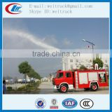 high performance 4x2 3cbm dongfeng fire truck for hot sale