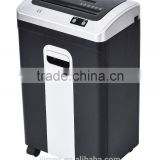 JP-7115CD Plastic shredder machine for bank and goverment use A4 Cross Cut