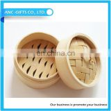 Chinese mini steamer traditional food steamer basket