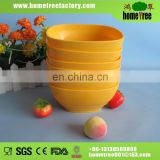 2014 new design disposable plastic salad bowl