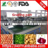 China Top Quality CE and ISO9001 Approved Fruit Washing Waxing Grading Machine