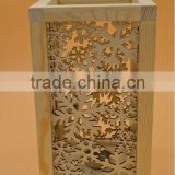 2015 newest top quality wood fragrance Lamp|craving wood handicraft