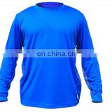 Wholesale custom Fishing Shirts&polyester fishing shirt