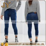 Sex Girls Midwaist Pants Slim Women Jeans Wholesale Trousers Jeans Make in China