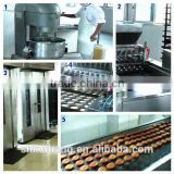 CE approved KH-32 trays rotary electrical oven/cake oven/ cake baking oven                                                                         Quality Choice