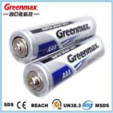 1.5V aaa dry cell r03p battery