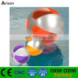 Inflatable beach ball for advertising toys made in China