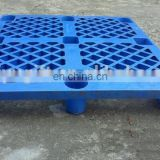 Chinese direct supplier A1# single face round corner plastic pallet for high strength load