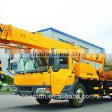 china 15t crane truck