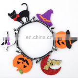 Customized Design Halloween Decoration Children's Stereo Hairpin