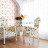 2015 hot sale recycable non-woven wallpaper wall coating decoration