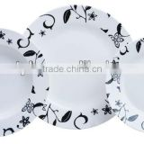 18pcs Dinner set, Porcelain with Decal