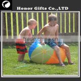 Promotional High Quality Customized Logo Inflatable Giant Beach Ball