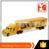 alibaba best sellers shantou toys diecast container truck model for kids