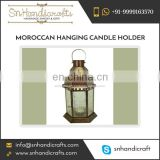 Top Quality Metal Candle Holder Lantern for Wholesale Export