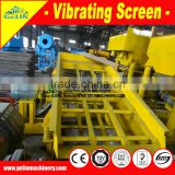 Factory low cost sand vibrating screen separator