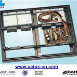 Universal Adjustable Wave Solder Pallets and Frames with double slot