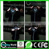 Music activated Favorites COSPLAY flashing eyes mask
