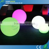 CE RoHS Approval Garden Decorative Plastic Waterproof LED Ball Light Outdoor