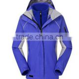 OEM 3 IN 1 man snow jackets ski jacket bomber jacket