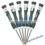 6 in 1 High Quality Precision Screwdrivers Tools