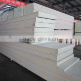Polyurethane sandwich panel for build vegetable cold storage