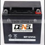 MF12V4L lead-acid motorcycle battery 12V4Ah batteries
