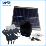 multi-use solar appliances portable mini lithium ion battery solar generator system for home
