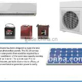 solar dc air conditioner,air-conditioner,air chiller,cooling unit,solar ,solar air conditioner 100% solar,
