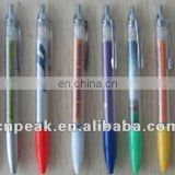 custom logo promotional advertising flag pen