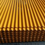 Colored Roofing Steel Sheet Corrugated Sheet Price /hot dip galvanized corrugated sheet/corrugated galvanized zinc