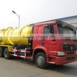 CX-PW5162 HOWO Sewage suction truck