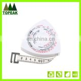 BMI body fat calculator tape measure ladies tape measure