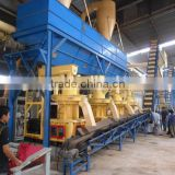 Wood pellets machine line wood pellet production
