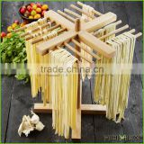 Bamboo pasta drying rack noodle hanging rack spaghetti rack Homex BSCI/Factory