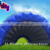 Hot Scallop shape Sale Inflatable Tent for show