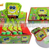 SpongeBob Design Candy Paste Fruit Flavor Jam