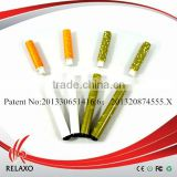 new 2014 ecigarettes 2014 Relaxo disposable cartridge rechargeable battery electronic cigarette snap in