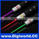 Red Green Purple Laser Pointer Pen Laser Presenter 5MW