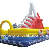 Top quality giant inflatable water slide for sale, inflatable water slip n slide