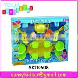 beauty tableware set toys with EN71