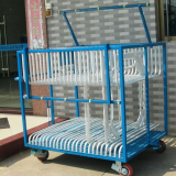 Heavy Duty Automatic Storage And Retrieval System / Turnover Trolley