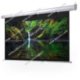 Home Cinema Motorized Projector Screen/Electric Projection Screen/Automatic Projection Screens